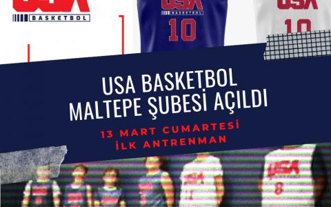 USA Basketbol Maltepe Şubesi